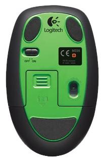 Мышь Logitech M345 (910-002593) - общий вид