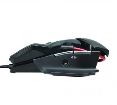 Мышь Mad Catz Cyborg R.A.T 3 (Matte Black) - общий вид