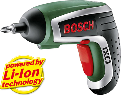 Аккумуляторный шуруповерт Bosch IXO IV Set (0.603.981.025) - общий вид