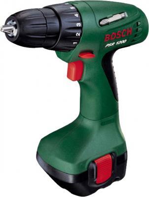 Аккумуляторный шуруповерт Bosch PSR 1200 (0.603.944.508) - общий вид