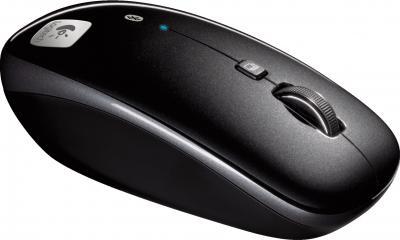 Мышь Logitech M555b (910-001267) - общий вид