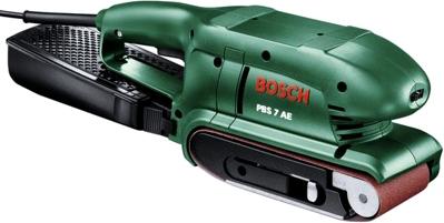 Ленточная шлифовальная машина Bosch PBS 7 AE - общий вид