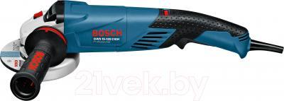 Профессиональная болгарка Bosch GWS 15-125 CIEH Professional (0.601.830.322) - общий вид