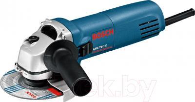 Профессиональная болгарка Bosch GWS 780 C (0.601.377.790) - общий вид