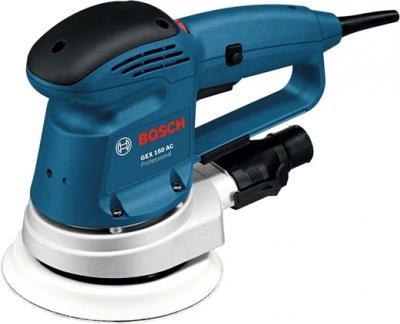 Профессиональная эксцентриковая шлифмашина Bosch GEX 150 AC Professional - общий вид