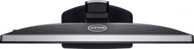 Монитор Dell U2412M - вид сверху