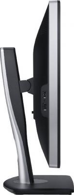 Монитор Dell U2412M - вид сбоку