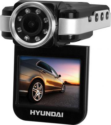 Автомобильный видеорегистратор Hyundai H-DVR06 - общий вид