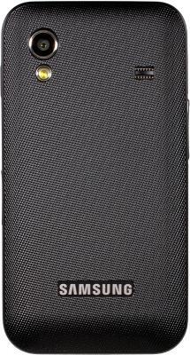 Смартфон Samsung S5830I Galaxy Ace Black - вид сзади