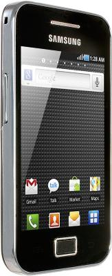 Смартфон Samsung S5830I Galaxy Ace Black - вид сбоку