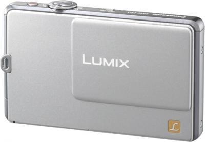 Компактный фотоаппарат Panasonic Lumix DMC-FP1EE-S - общий вид