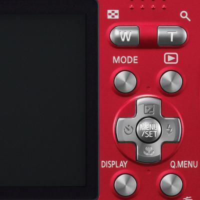 Компактный фотоаппарат Panasonic Lumix DMC-FT10 Red - Детальное изображение