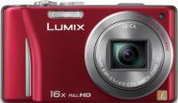 Компактный фотоаппарат Panasonic Lumix DMC-TZ20EE-R -