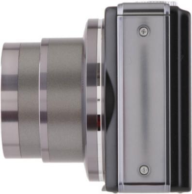Компактный фотоаппарат Panasonic Lumix DMC-TZ18EE-K - вид сбоку
