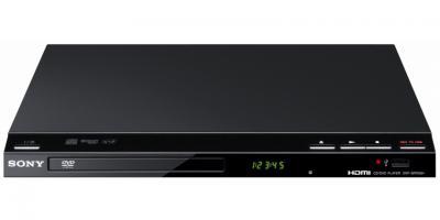 Dvd-плеер Sony DVP-SR750H - общий вид
