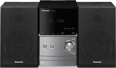 Микросистема Panasonic SC-PM500 EP-K - Общий вид