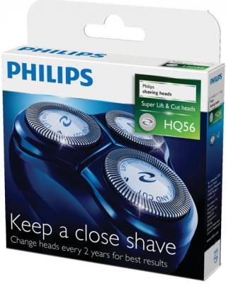 Режущий блок для электробритвы Philips HQ56/50 - общий вид