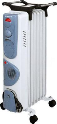 Масляный радиатор Scarlett SC-1150 - общий вид