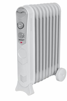 Масляный радиатор Scarlett SC-1151 - общий вид