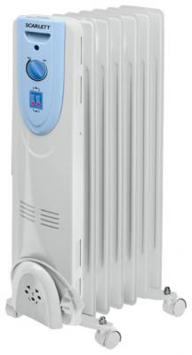 Масляный радиатор Scarlett SC-1161 - общий вид