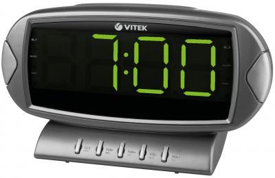 Радиочасы Vitek VT-3512 SR - общий вид