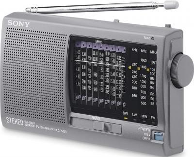 Радиоприемник Sony ICF-SW11 - общий вид