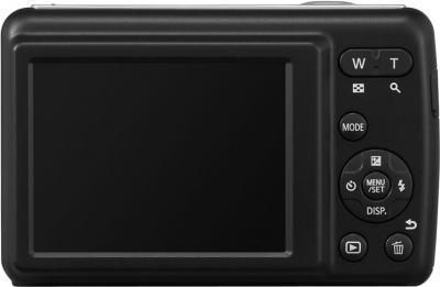 Компактный фотоаппарат Panasonic LUMIX DMC-LS5EE-K - общий вид