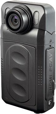 Автомобильный видеорегистратор Mystery MDR-800HD - общий вид