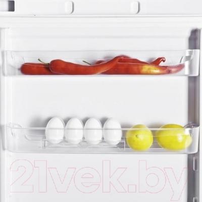 Холодильник с морозильником Indesit BIA 181
