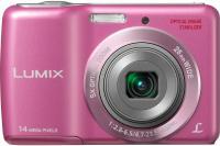 Фотоаппарат Panasonic LUMIX DMC-LS5PA -