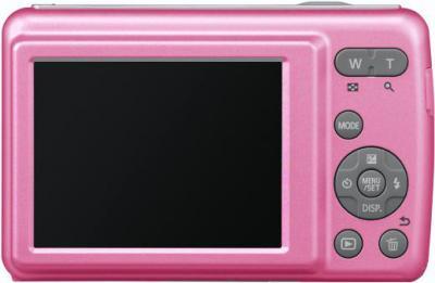 Компактный фотоаппарат Panasonic LUMIX DMC-LS5PA - вид сзади