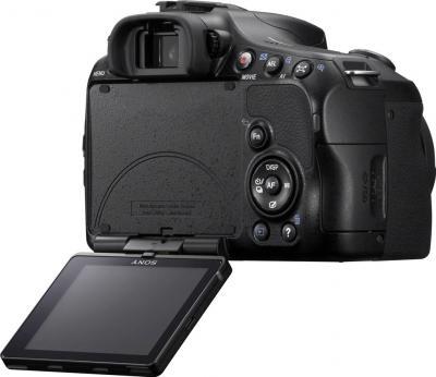 Зеркальный фотоаппарат Sony SLT-A65VK - общий вид