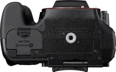 Зеркальный фотоаппарат Sony SLT-A65VK - вид снизу