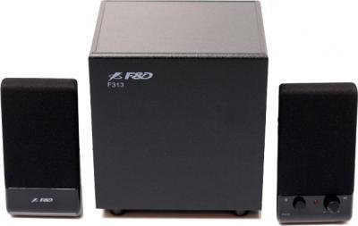 Мультимедиа акустика FnD F313 - Общий вид