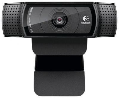 Веб-камера Logitech C920 (960-000769) - общий вид