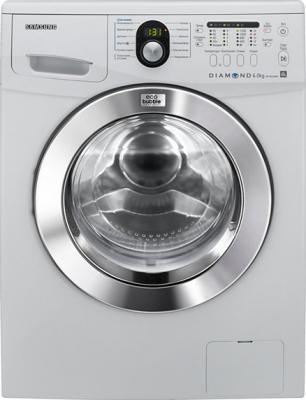 Стиральная машина Samsung WF1602WRK (WF1602WRK/YLP) - общий вид