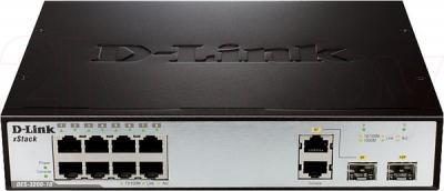 Коммутатор D-Link DES-3200-10 - общий вид