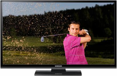 Телевизор Samsung PS43E450A1W - вид спереди