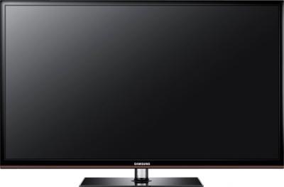 Телевизор Samsung PS51E490B2W - вид спереди
