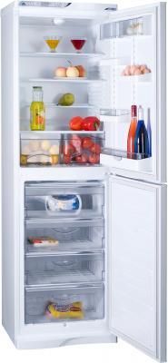 Холодильник с морозильником ATLANT МХМ 1848-80 - внутренний вид