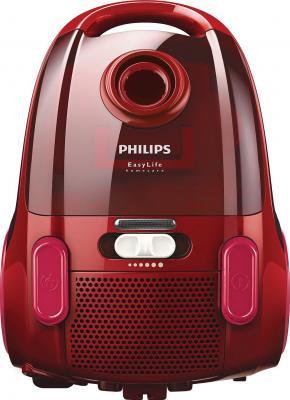 Пылесос Philips FC8140/01 - вид спереди