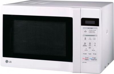 Микроволновая печь LG MS2040CB - Общий вид
