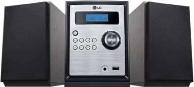 Микросистема LG XB16 - общий вид