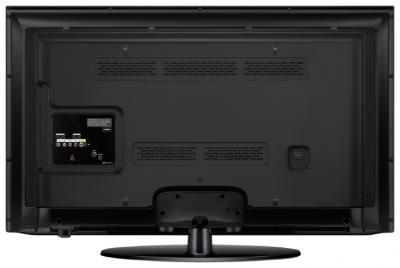 Телевизор Samsung UE40EH5000W - вид сзади