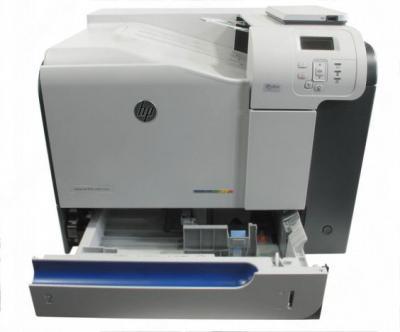 Принтер HP LaserJet Enterprise 500 M551n (CF081A) - общий вид