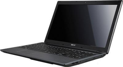 Ноутбук Acer Aspire 5733Z-P624G50Mnkk (NX.RJWEU.003) - Вид сбоку
