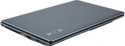 Ноутбук Acer Aspire 5733Z-P624G50Mnkk (NX.RJWEU.003) - Вид закрытый