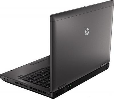 Ноутбук HP ProBook 6460b (LG641EA) - вид сзади сбоку