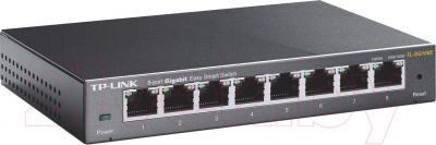 Коммутатор TP-Link TL-SG108E - общий вид