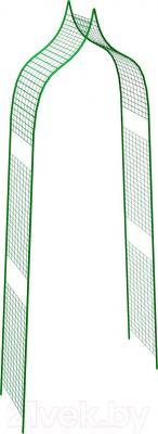 Арка садовая ПТФ Лиана Сетка (разборная)